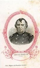 95x111.5 - General R. D. Hanson C. S. A., Civil War Portraits from Winterthur's Magnus Collection